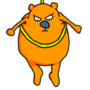 joecartoon Orange icon