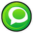 Badge, Technorati LimeGreen icon