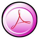 Acrobat, Badge, professional, adobe, Cs Black icon