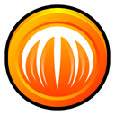 Bitcomet, Badge OrangeRed icon