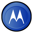 Motorola, Badge SteelBlue icon