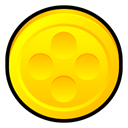 Lego, Designer, Badge, digital Gold icon
