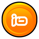 Badge, Jo DarkOrange icon