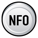 Nfo, Badge, sighting Black icon