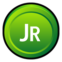 Badge, Cs, adobe, Jrun ForestGreen icon