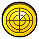 Badge, webroot, Spysweeper Gold icon
