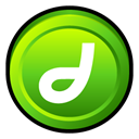dreamweaver, Badge, macromedia Black icon
