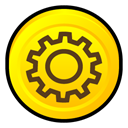 works, system, Badge, Norton Gold icon