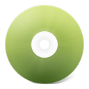 Disk, disc, Avant, Cd, save, vert DarkKhaki icon