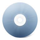 Cd, Disk, bleu, Avant, save, disc LightSteelBlue icon