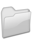 tip, Energy, grey, Closed, Folder, hint, light Silver icon
