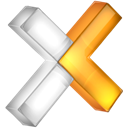 xoops Black icon