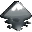 Inkscape Black icon