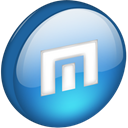 maxthon Teal icon