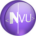nvu MediumPurple icon