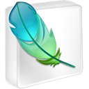 Ps, green, Cs, photoshop WhiteSmoke icon