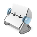 document, paper, File, card Black icon