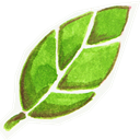 leafie YellowGreen icon