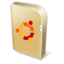 Box, Ubuntu BurlyWood icon