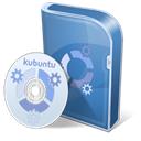 disc, save, kubuntu, Disk, Box SteelBlue icon