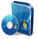 Business, Vista, disc, Disk, Box, save SteelBlue icon