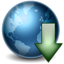 descending, Decrease, Descend, world, planet, globe, fall, Down, earth, download Black icon