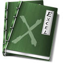 Excel DarkOliveGreen icon