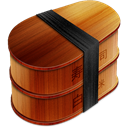 File, Compressed, document, paper, wood SaddleBrown icon