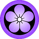 purple, umebachi Plum icon