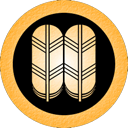 takanoha, gold SandyBrown icon