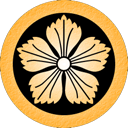 nadeshiko, gold SandyBrown icon