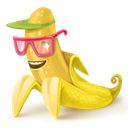 Banana Black icon
