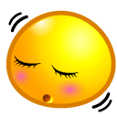 emoticom, Embarrassed, Avatar, Face Yellow icon