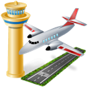 airplane, Aeroplane, Plane, Airport, travel, tourism Black icon