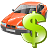 Car, vehicle, rent, transport, Automobile, transportation Black icon