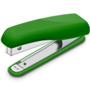 stapler, abrochadora ForestGreen icon