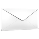 envelop, Email, Letter, Message, mail Black icon