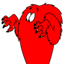 Confused, gossamer Icon