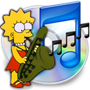itunes, Lisa Black icon