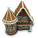 candyhouse Black icon