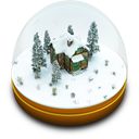 xmasclobe Black icon
