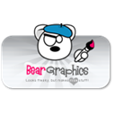 bear, graphics, Big WhiteSmoke icon