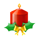 Candle Black icon