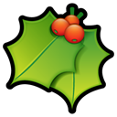 mistletoe Black icon