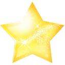 Favourite, star, bookmark Khaki icon