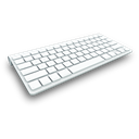 mac, macaluminiumkeyboard Black icon