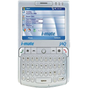 I-mate jaq, jaq, smart phone, Cell phone, Handheld, mate, mobile phone, smartphone Silver icon