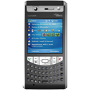 mobile phone, fujitsu, smart phone, Fujitsu-siemens pocket loox t830, Handheld, siemens, pocket, smartphone, Cell phone, loox Black icon