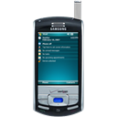 Samsung, mobile phone, Handheld, Cell phone, sch, smartphone, smart phone, Samsung sch-i730 Black icon