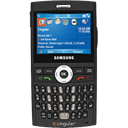 Handheld, Samsung blackjack, Samsung, Blackjack, smart phone, Cell phone, smartphone, mobile phone Black icon